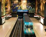 Conheça algumas das estações de metrô mais bem projetadas do mundo