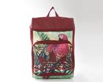 Desejo do Dia: tropical chic na mochila Farm para Adidas