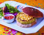 Hambúrguer, só que não: uma seleção para quem não come carne vermelha