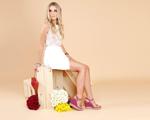 Paula Drumond assina coleção-cápsula de sapatos para Paula Torres