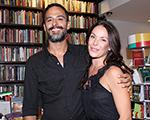 Baby boom! Carolina Ferraz e Marcelo Marins estão grávidos