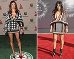 Alê Ambrósio x Kim Kardashian. Quem vestiu Balmain melhor?