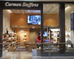 De olho na novidade: Carmen Steffens inaugura loja em Las Vegas