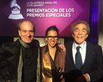 Em primeira mão: André Midani recebe Grammy Latino. Ao clique!