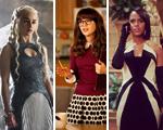 Listamos as dez personagens de série de TV mais estilosas. Vem!