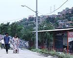 Preta Gil fala sobre água e saneamento básico no Complexo do Alemão no Rio