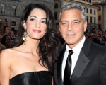 Recém-casados, Amal e George Clooney querem aumentar a família