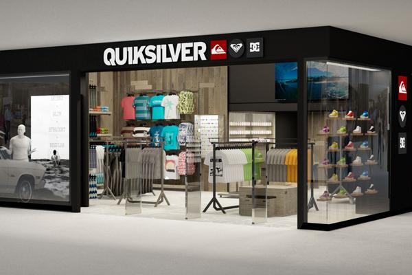 Iguatemi São Paulo ganha nova loja nesta semana  a Quiksilver. Passa lá!  Compartilhe  A Quiksilver, expert em esportes, abre sua primeira loja ... dae1142957