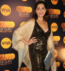 """Christiane Torloni: """"O 'Globo de Ouro' me preparou para as 'Diretas Já'"""". Oi?"""