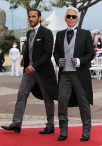 Sébastien Jondeau não é bodyguard de Lagerfeld. É muito mais…
