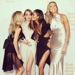 Os melhores momentos do British Fashion Awards em cliques insider