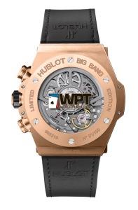 Hublot lança relógio especialmente para o World Poker Tour