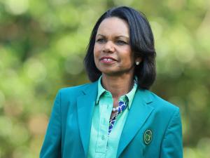 Condoleezza Rice acaba de voltar para a universidade. Pra quê?