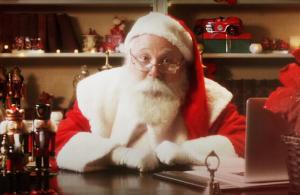 "Iguatemi SP lança app ""Mensagem do Papai Noel"" . Fofo!"