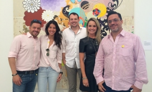 Florense leva turma das boas para a Miami Art Basel. Vem ver!