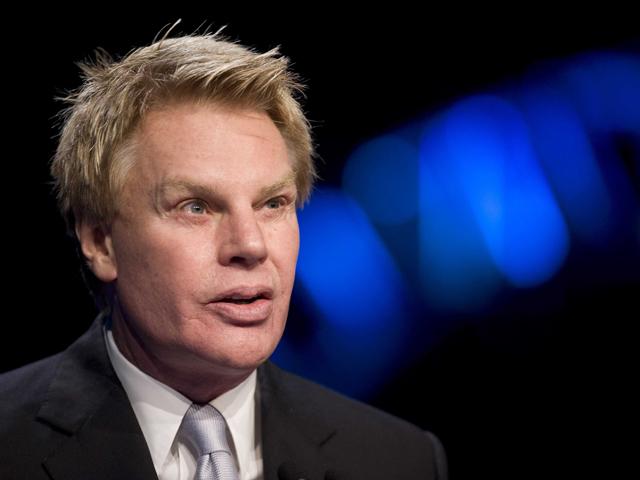 Mike Jeffries, CEO da Abercrombie & Fitch