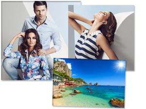 Dudalina te leva para curtir as férias de verão em Capri. Quer mais?