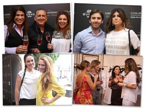 Andrea Bogosian lança coleção de Ano Novo em SP