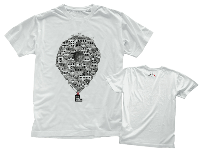 Camisetas do bem || Créditos: Divulgação