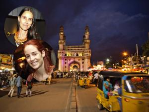 Glamurettes embarcam para a Índia no Réveillon. Quem?