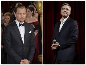Vazamento de e-mails da Sony faz novas vítimas: Clooney e DiCaprio. Ui!