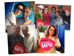 Festival MPB com Marisa Monte, Gil e Caetano vai agitar Recife