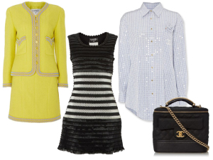 Peças vintage da Chanel chegam a e-commerce de luxo nesta sexta