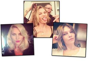 Como cuidar de cabelo tingido no verão por Aline Weber, chega mais!