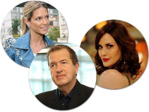 Cîroc escala Mario Testino, Mayana Moura e Helena Bordon para nova campanha