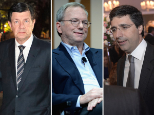 Fórum Ecônomico de Davos reúne time poderoso de brasileiros