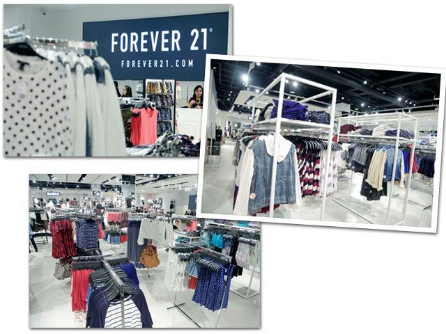 a62ca1bc309 Forever 21 abre mais três lojas em São Paulo neste sábado. Vem ver ...