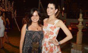 Camila Coutinho recebe na Garden Party Magum Infinity em Recife