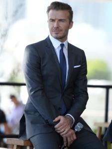 Beckham segue os passos de Victoria e se aventura no segmento luxo