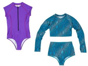 Desejo do Dia: proteção e estilo no maiô e hot pants UV Line