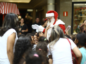 Iguatemi São Paulo organiza coral natalino do bem