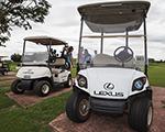 As novidades e os destaques de Lexus no Baroneza Golf Day. Play!
