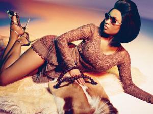Roberto Cavalli aposta em Nicki Minaj para campanha de verão
