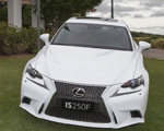 Os destaques da Lexus no Baroneza Golf Day: motor potente e design impressionante!