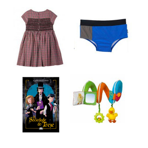 Para crianças de todas as idades! Uma seleção de presentes do Iguatemi SP