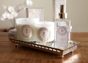 Marcos Proença assina edição limitada de perfumes… Para sua casa!