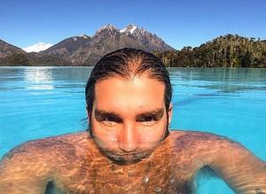 Patagônia argentina no verão? Felipe Veloso dá a letra. Siga ele!