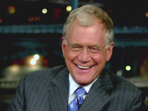 "David Letterman anuncia a data de sua última entrevista pelo ""Late Show"""