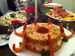 Santa Gastronomia apresenta sua ceia para este Natal. Vem ver!