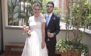 Chefs Maria Beatriz Perissé e Francisco Farah se casam em SP
