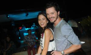 Rodrigo Sha embala glamurettes no SunsetTP na Casa Glamurama Rio