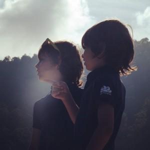 As fotos artísticas das férias de verão de Paula Raia em Paraty