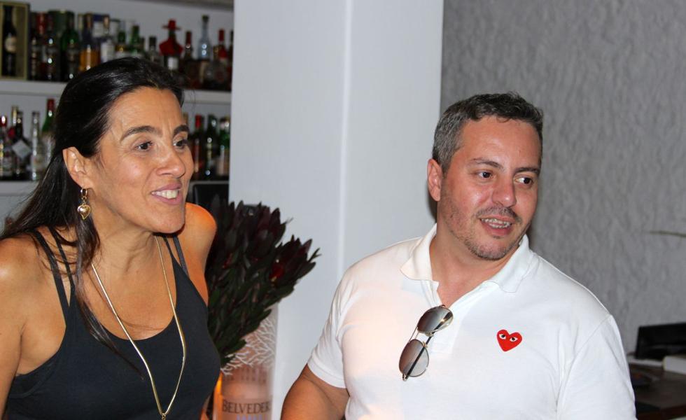Patricia Casée e Tuca Franchini || Créditos: Divulgação