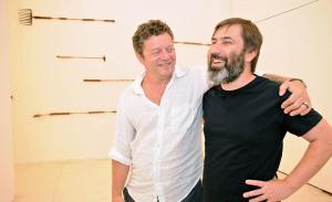 Afonso Tostes expõe suas esculturas na Galeria Millan em São Paulo