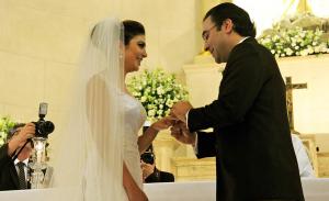 Luiza Zaidan se casa com Gustavo Khappaz em SP