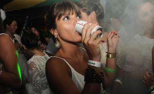 Com as bebidas LIV, o verão em Trancoso foi bem mais fresquinho